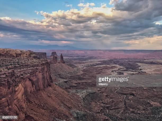 canyonlands national park utah usa - mlenny stock pictures, royalty-free photos & images