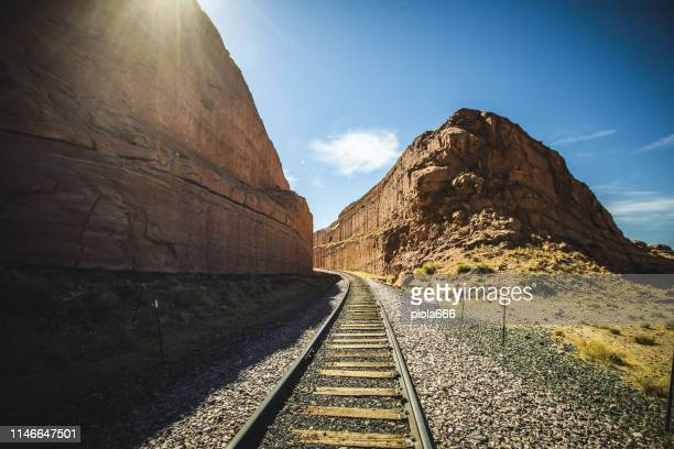 canyons of the south west usa: landscapes - sandy utah stock pictures, royalty-free photos & images