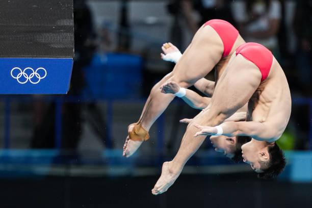 JPN: Diving - Tokyo 2020 Olympics - Day 3