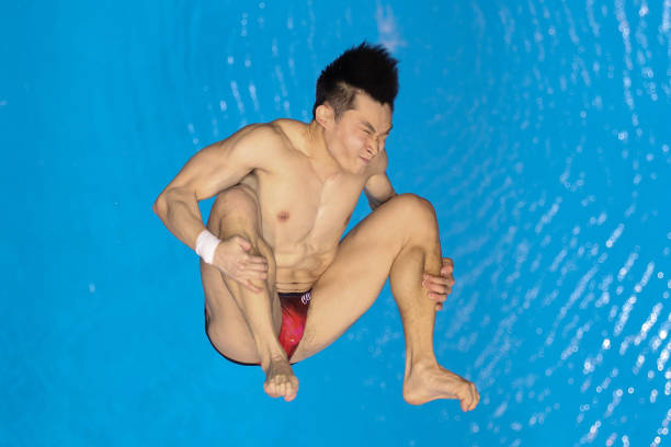 CHN: 2021 China Diving Olympic Trials - Day 2