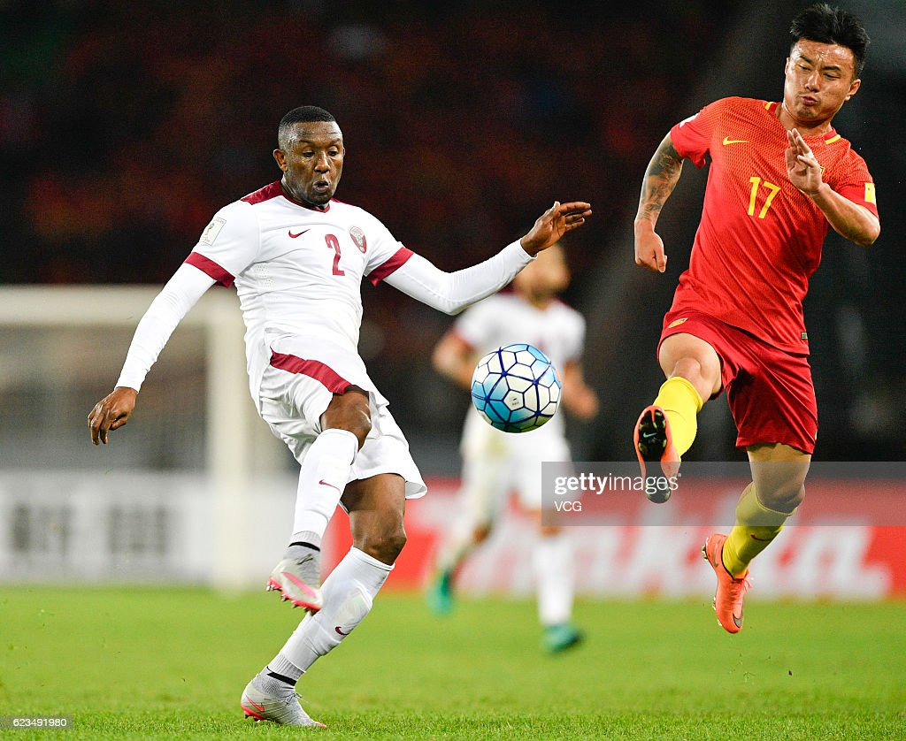 Popular China World Cup 2018 - cao-yuding-of-china-and-mohamed-musa-of-qatar-vie-for-the-ball-during-picture-id623491980  Image_46266 .com/photos/cao-yuding-of-china-and-mohamed-musa-of-qatar-vie-for-the-ball-during-picture-id623491980