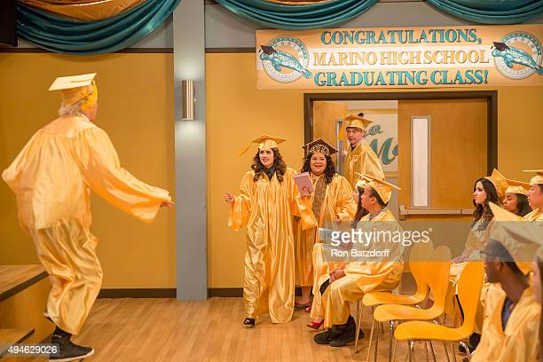 AUSTIN ALLY 'Cap and Gown Can't Be Found' When a missing library book threatens to keep Ally from graduating Austin tries to find it Meanwhile Trish...