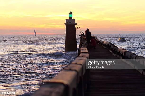 Cap Breton Lighthouse