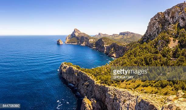 Cap de Formentor Mallorca Panorama