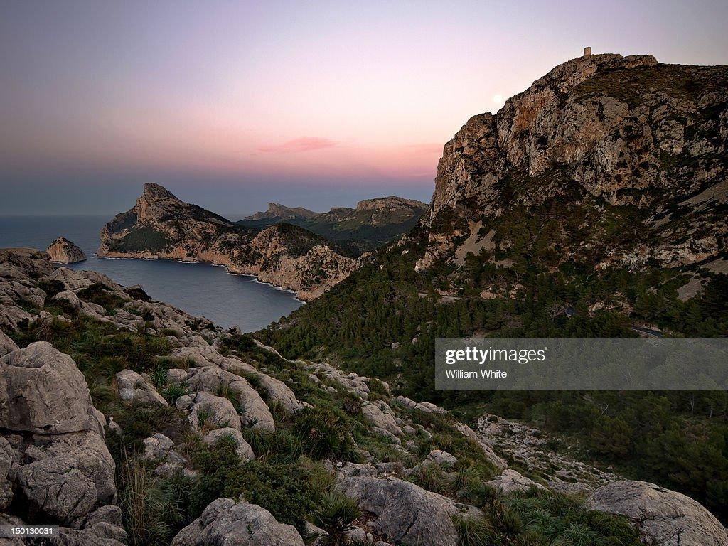Cap Formentor, Majorca : Stock Photo