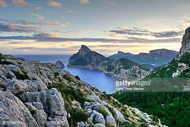 Cap Formentor near Puerto Pollenca, Mallorca,