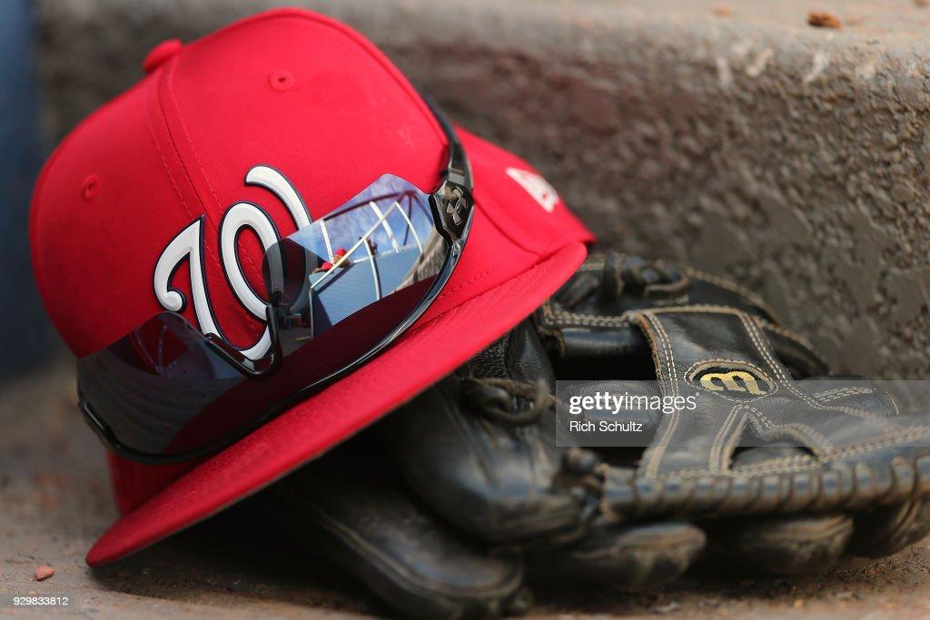 New York Mets v Washington Nationals : News Photo