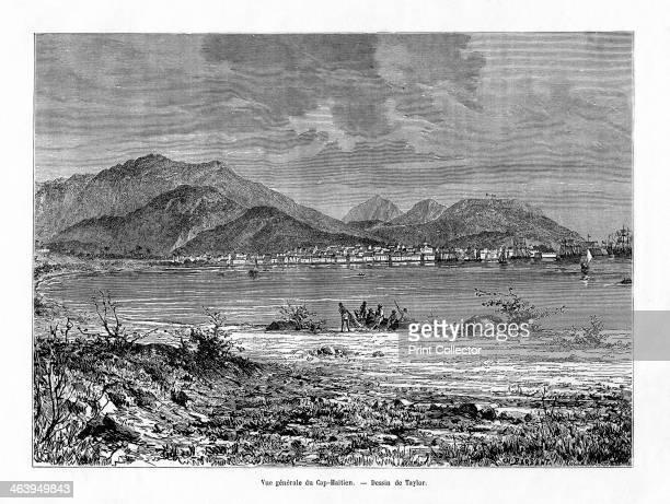 Cap Haitien Haiti 19th century