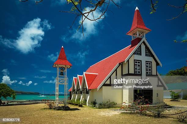 cap malheureux - isole mauritius foto e immagini stock
