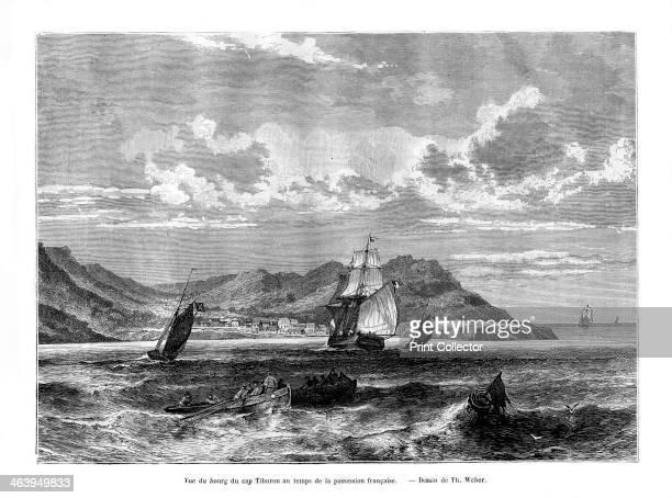 Cap Tiburon Haiti 19th century