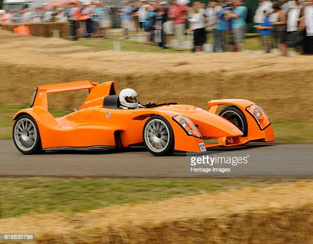 Caparo T1 at 2009 Goodwood Festival of Speed Artist Unknown