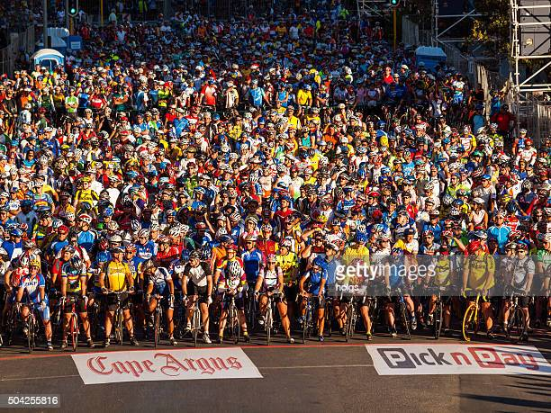 Cape Argus Cycle Tour in Cape Town, South Africa