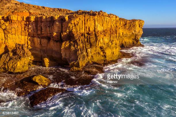 Cape Bauer at Eyre Peninsula, South Australia
