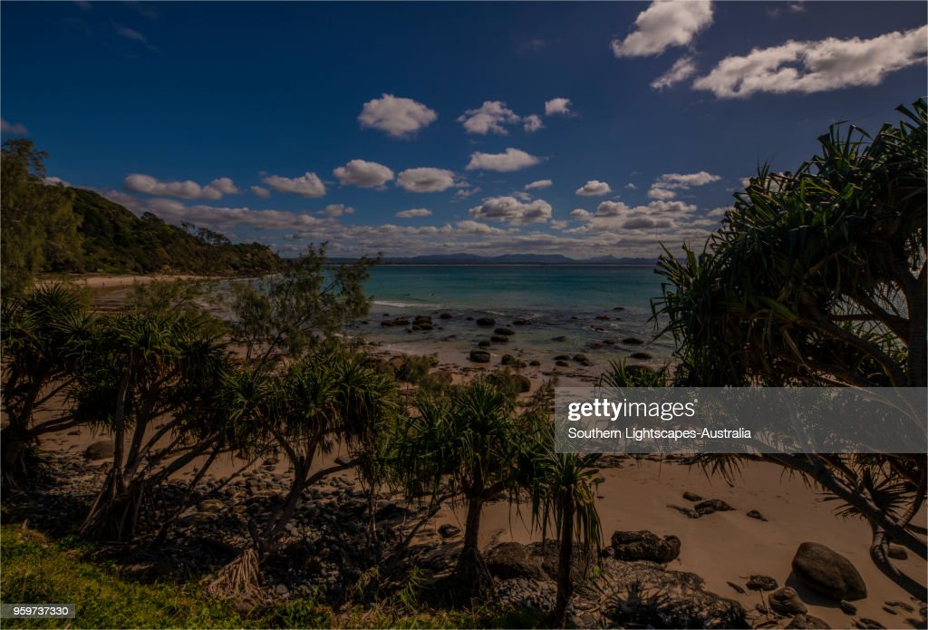 Cape Byron walking track and coastline views, New south Wales, Australia. : Stock-Foto