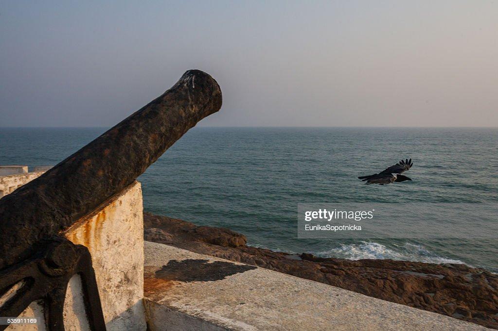 Cape Coast Castle, Ghana, West Africa : Stock Photo