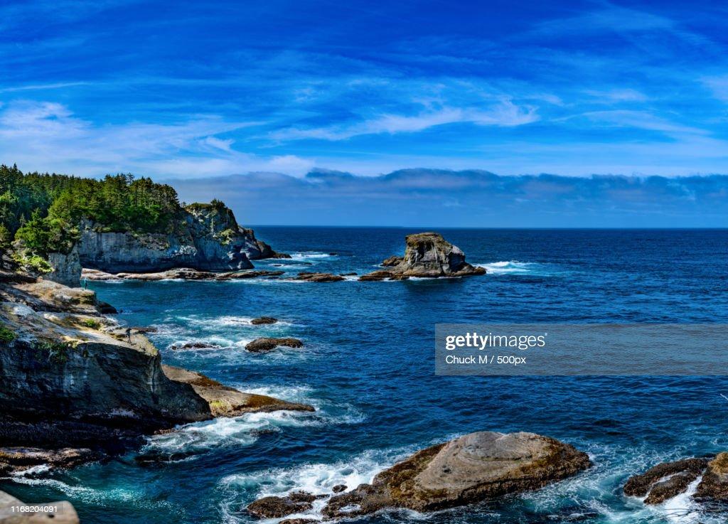 Cape Flattery X : Stock Photo