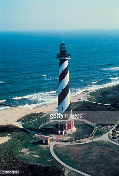 How to preserve the Cape Hatteras N C Light is a problem faced by the National Park service It is crumbling from age and threatened by the area's...