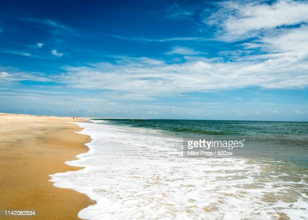 cape hatteras national seashore - cape hatteras stock pictures, royalty-free photos & images