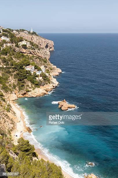 Cape La Nao, Alicante, Spain