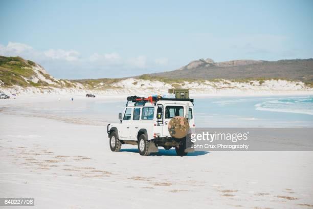 Cape Le Grand 4x4 driving