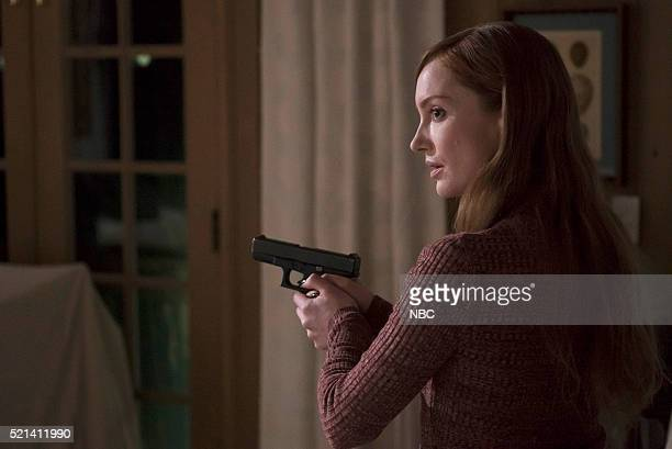 THE BLACKLIST 'Cape May' Episode 319 Pictured Lotte Verbeek as Woman