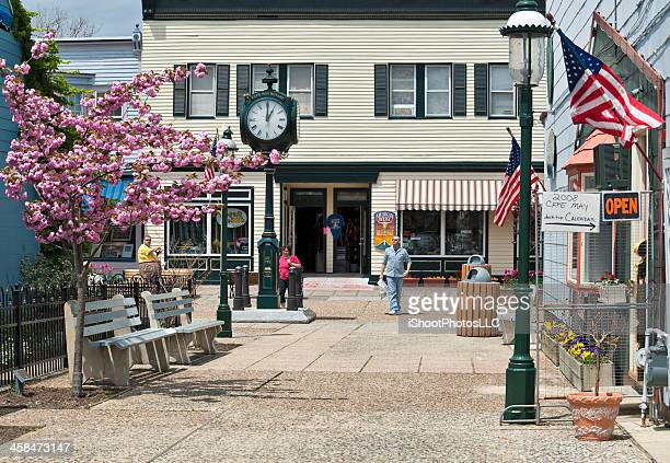 cape may in new jersey - cape may stock pictures, royalty-free photos & images