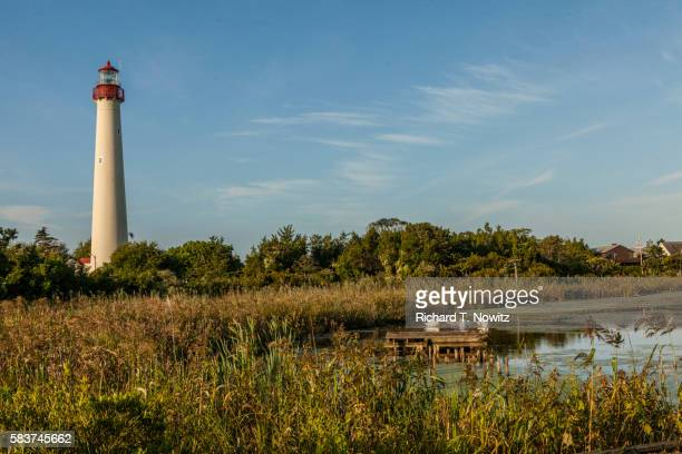 cape may light - cape may stock pictures, royalty-free photos & images