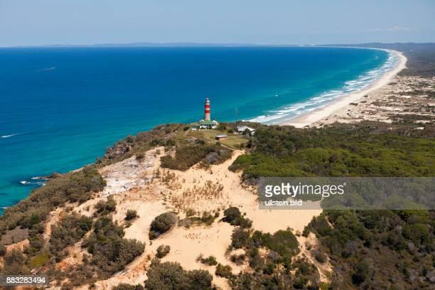 Cape Moreton Lighthouse Moreton Island Brisbane Australia