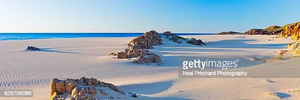 cape naturaliste coastline - western australia stock pictures, royalty-free photos & images