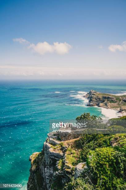 cape of good hope viewpoint, south africa - south africa stock pictures, royalty-free photos & images