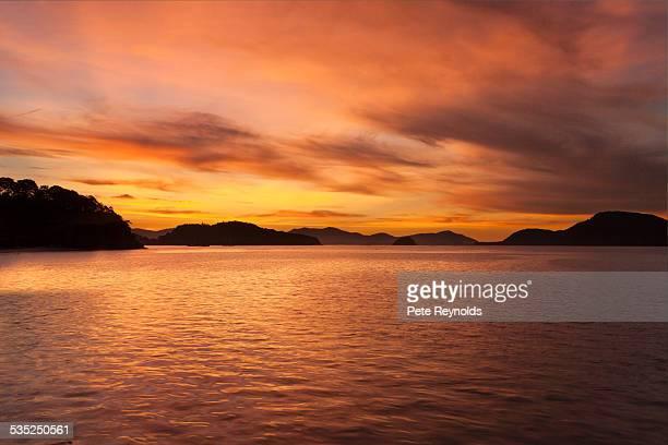 Cape Panwa Sunset