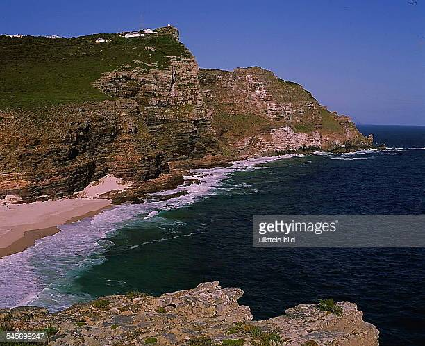 Cape Point am Kap der Guten Hoffnung- 1993