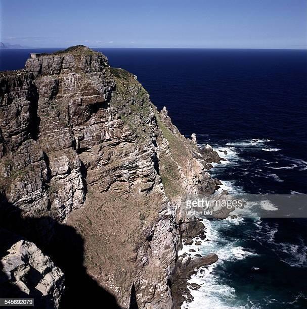 Cape Point am Kap der Guten Hoffnung 1999