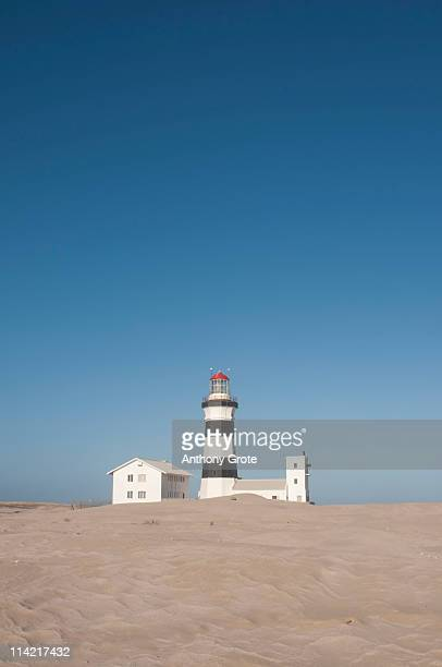 Cape Recife Lighthouse, Port Elizabeth, Eastern Cape Province, South Africa