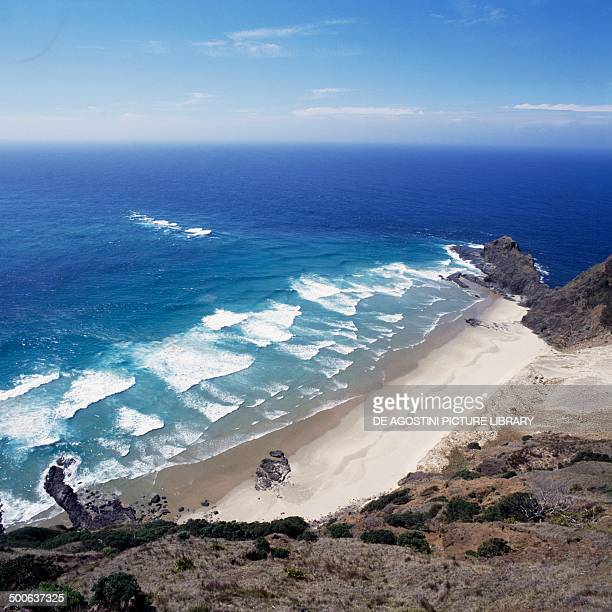 Cape Reinga northwesternmost tip of Aupouri Peninsula North Island New Zealand