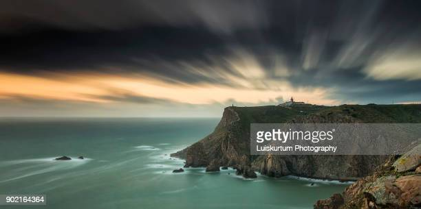 Cape Rock lighthouse Pano