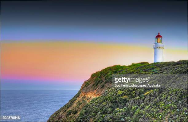 Cape Schanck, on the coastline of the Mornington peninsular, Victoria, Australia.