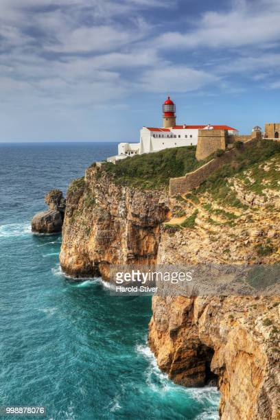 Cape St . Vincent Lighthouse in Portugal