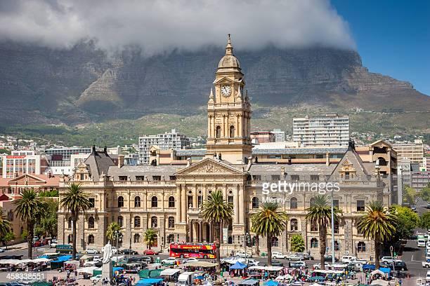 Hôtel de ville de Cape Town, Afrique du Sud