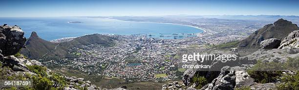 Cape town Panorama, South Africa
