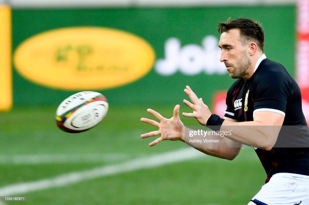 South Africa v British and Irish Lions - 1st Test : News Photo