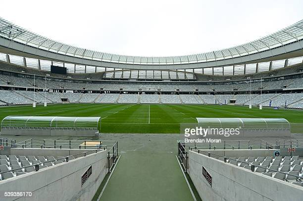 Cape Town South Africa 7 June 2016 A general view of Cape Town Stadium Cape Town South Africa