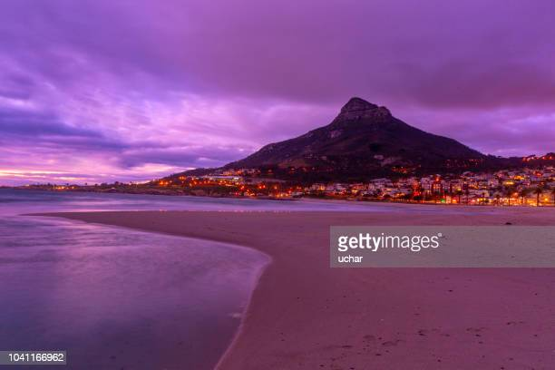 cape town, south africa - lookout tower stock pictures, royalty-free photos & images
