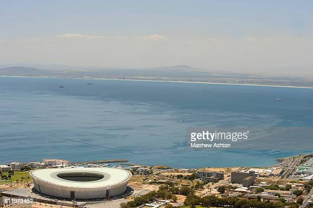 Cape Town Stadium Cape Town South Africa It will be one of the host stadiums for the 2010 FIFA World Cup The stadium has a planned capacity of 68000...