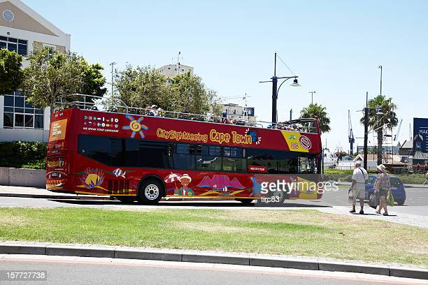 Cape Town Touristen-bus