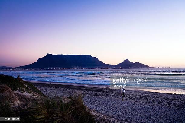 Cape Town der Dämmerung