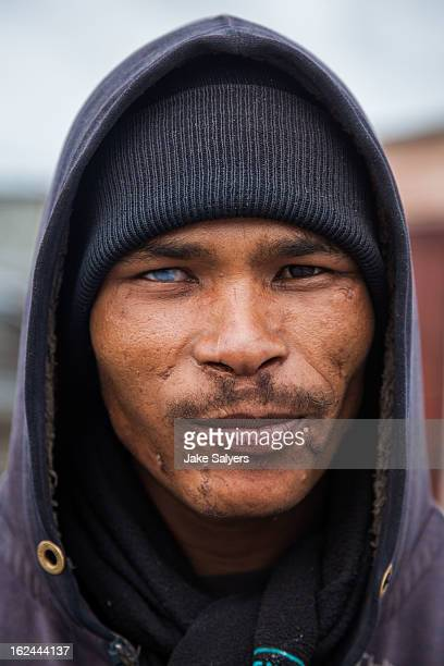 CONTENT] Cape Town's townships have a large population of colored people the offspring of interacial relationships With a blind blue hued eye this...