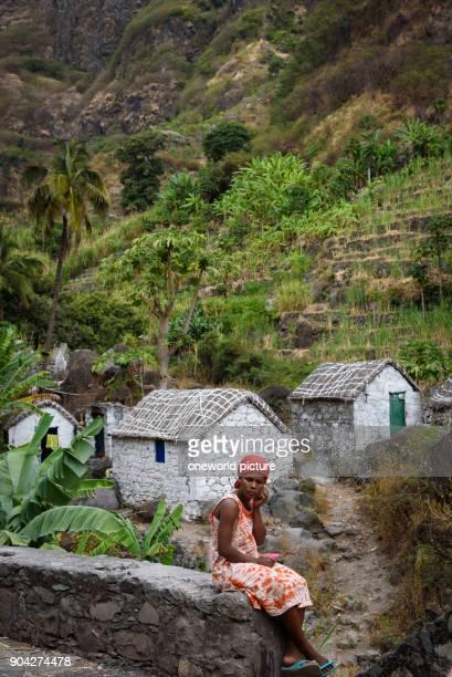 Cape Verde Santo Antao Paul hike in the green Valle do Paul