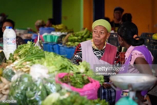 Cape Verde São Vicente Mindelo vegetable market