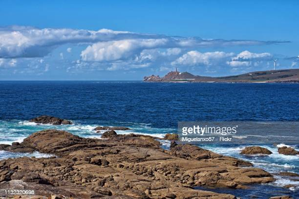 Cape Vilan and seascape from Muxía, Coast of Death, Galicia (Spain, Galicia (Spain